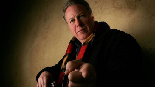 John Heard poses for a portrait at the Getty Images Portrait Studio during the 2006 Sundance Film Festival.