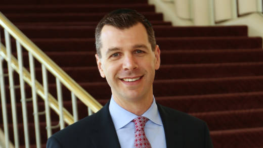 San Francisco Symphony's new executive director Mark Hanson
