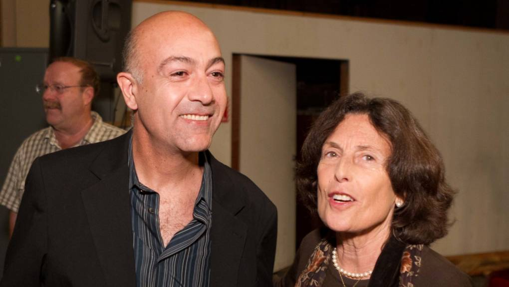Sydney Goldstein, Founder of City Arts & Lectures, Dies at 73 | Art Wire |  KQED Arts