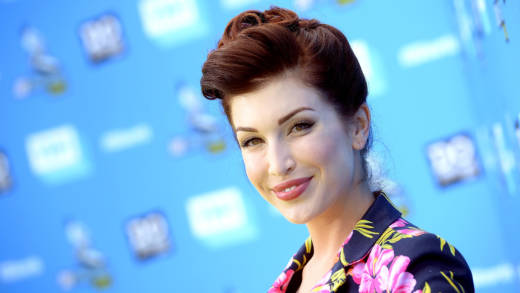 Stevie Ryan arrives at the DoSomething.org and VH1's 2013 Do Something Awards at Avalon on July 31, 2013 in Hollywood, Calif.
