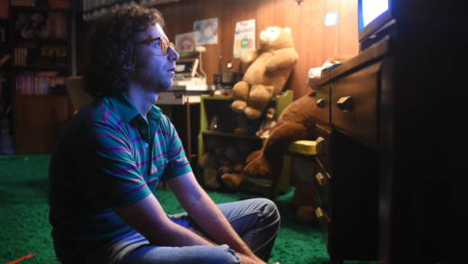 Kyle Mooney as James in 'Brigsby Bear.'