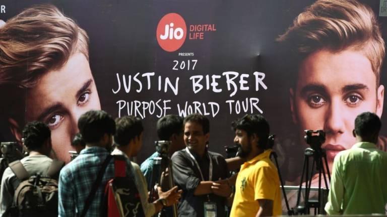 Bieber event