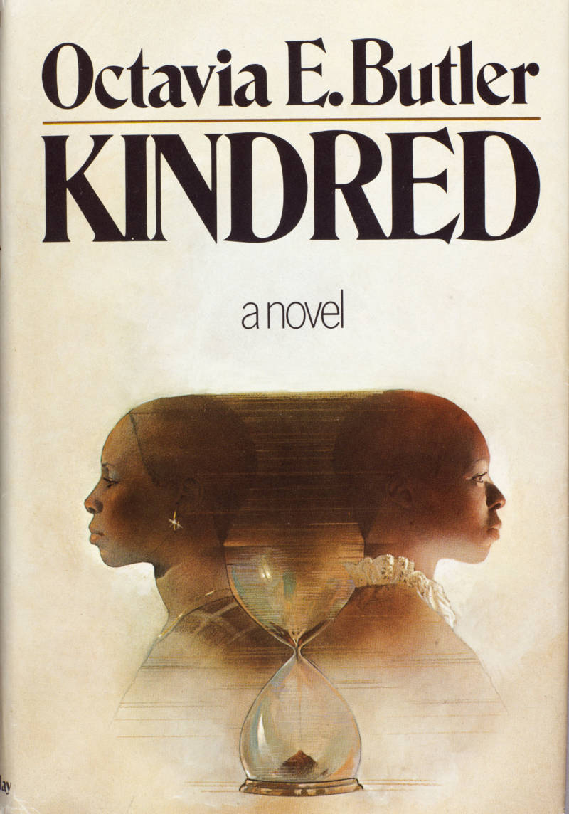 Cover for the first edition of 'Kindred,' published by Doubleday in 1979
