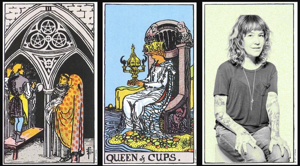 Reading the Cards: Michelle Tea's Tarot Advice for San