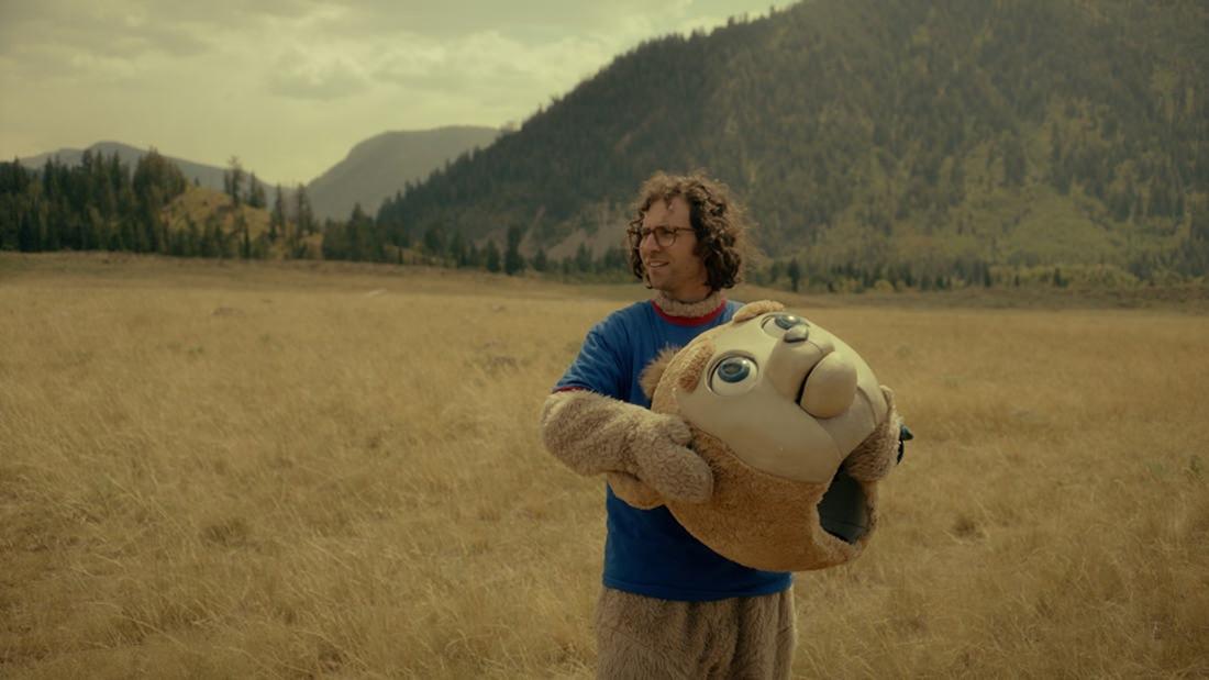 Kyle Mooney as James in 'Brigsby Bear.'