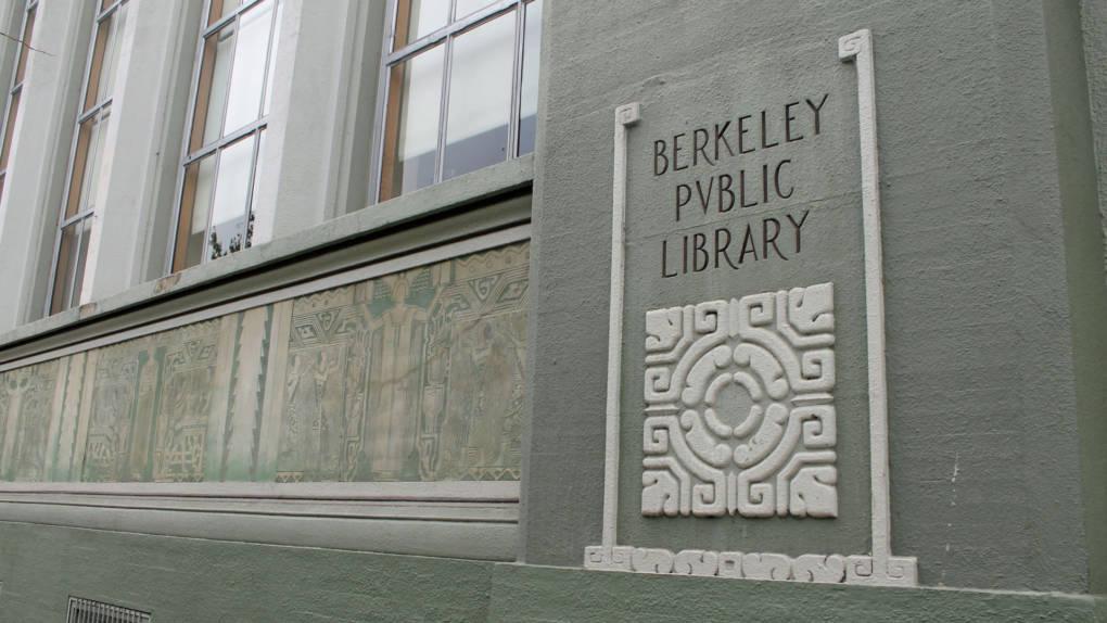Berkeley Public Library's landmark Central Branch.