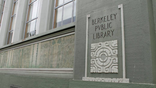 Berkeley Public Library's landmark Central Branch.