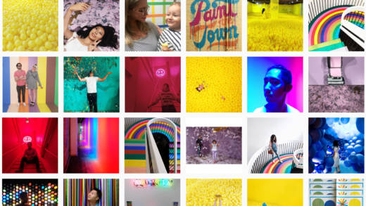 Public images tagged #colorfactoryco on Instagram.