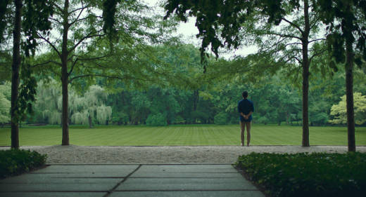 John Cho in 'Columbus.'