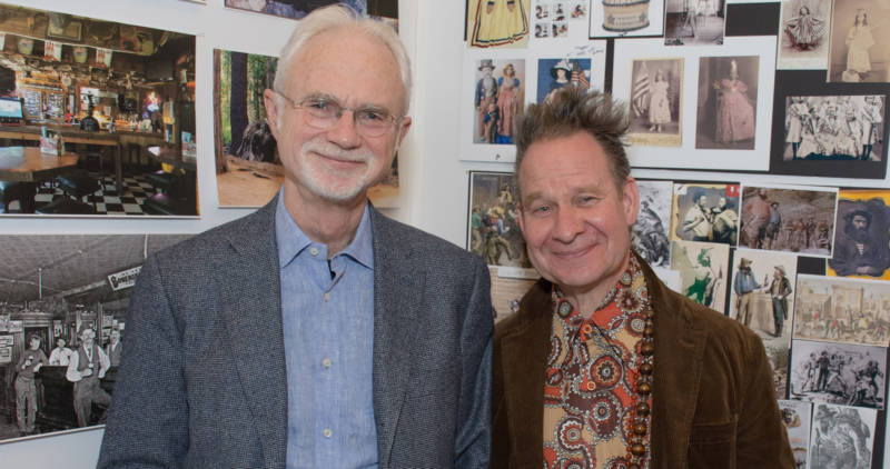 'Girls of the Golden West' Composer John Adams and Librettist Peter Sellars