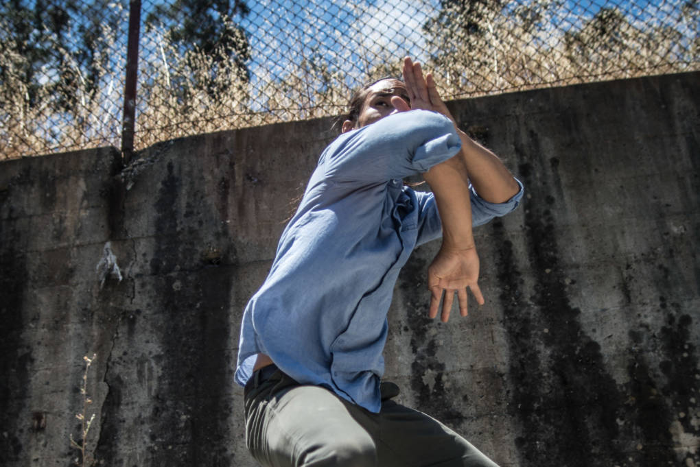 Johnny Nguyen of Lenora Lee Dance in 'Within These Walls'