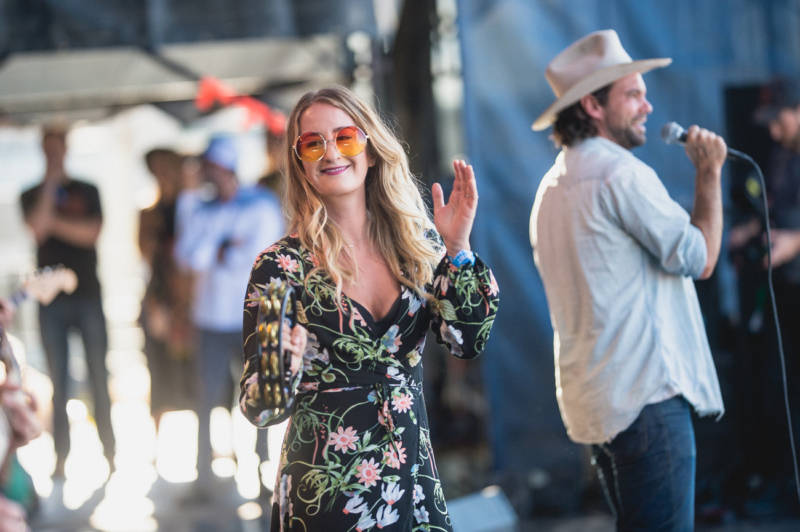 """Speak Out!"" with Margo Price and Zach Williams"
