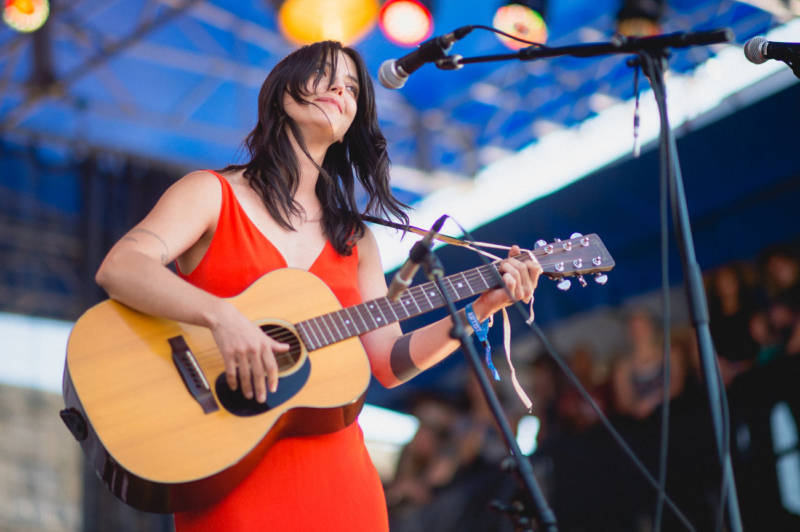 """Speak Out!"" with Sharon Van Etten"
