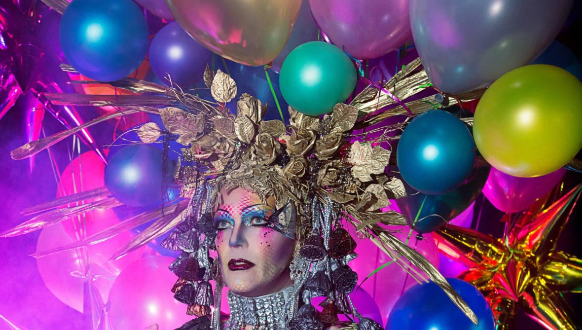 VIDEO: Taylor Mac & Machine Dazzle Turn U.S. History into a Catwalk