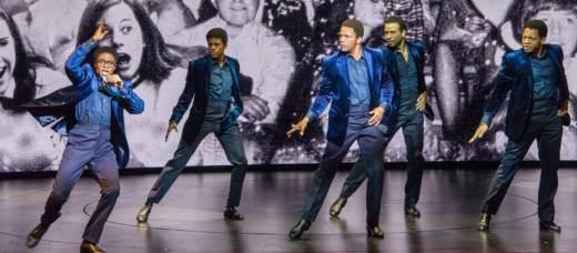 'Ain't Too Proud The Life and Times of the Temptations' plays at Berkeley Rep