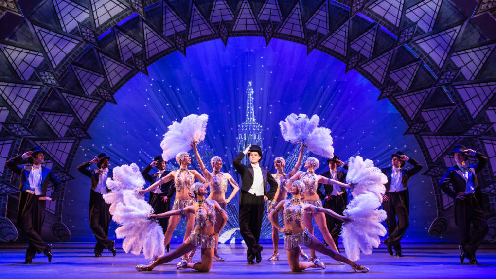 A touring production of 'An American in Paris' comes to San Francisco with a ballet choreographer in charge