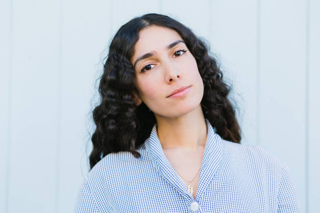 Bedouine is a singer-songwriter living in Los Angeles.