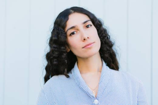 Bedouine is a singer-songwriter living in Los Angeles.