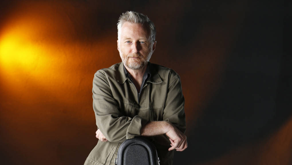 Singer and songwriter Billy Bragg is on a music and book tour with his history of Skiffle.