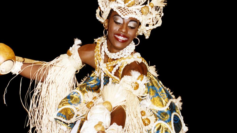 Still from 'Ebony Goddess: Queen of Ilê Aiyê'