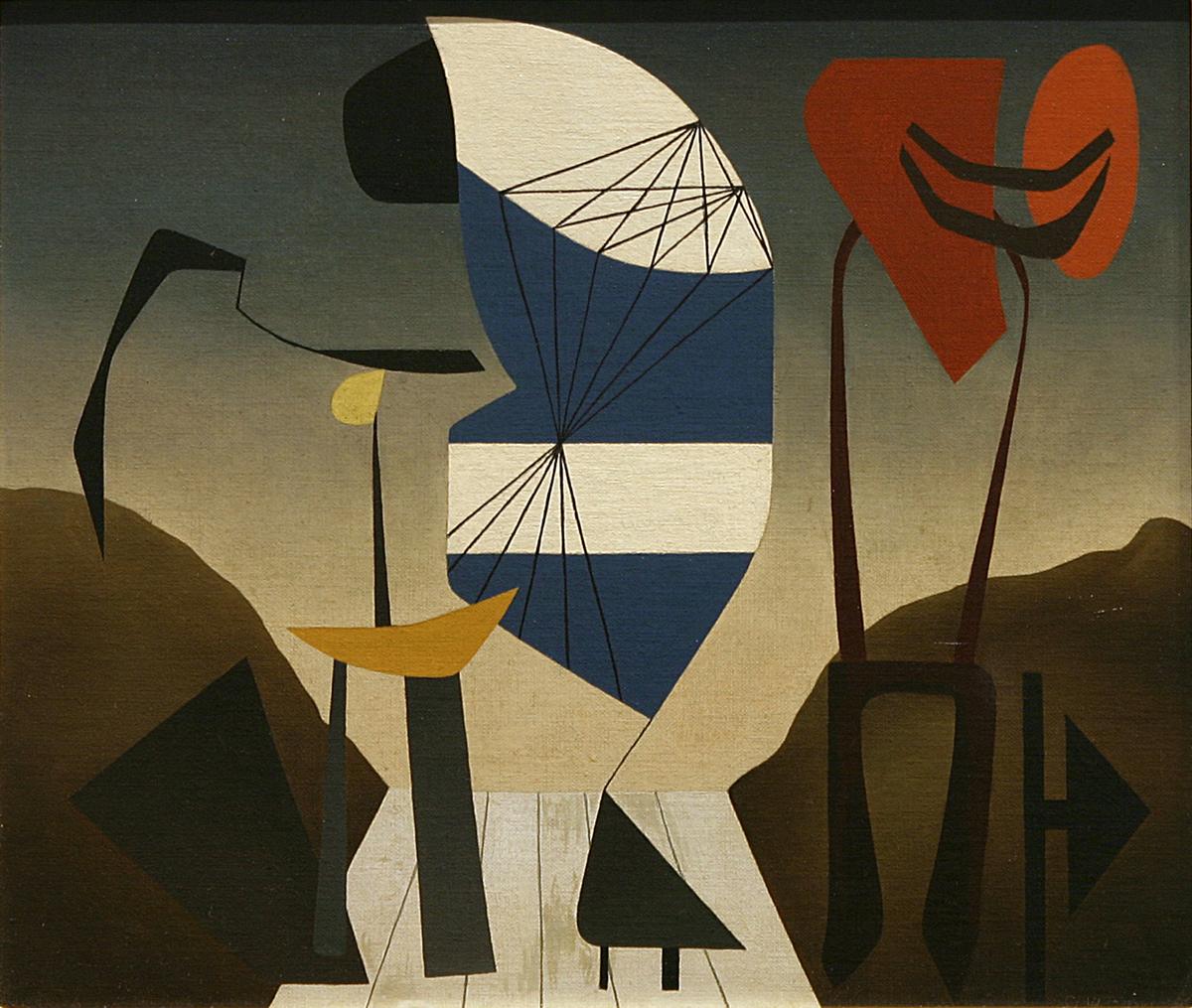 Charles Howard, 'The Dove,' 1939.