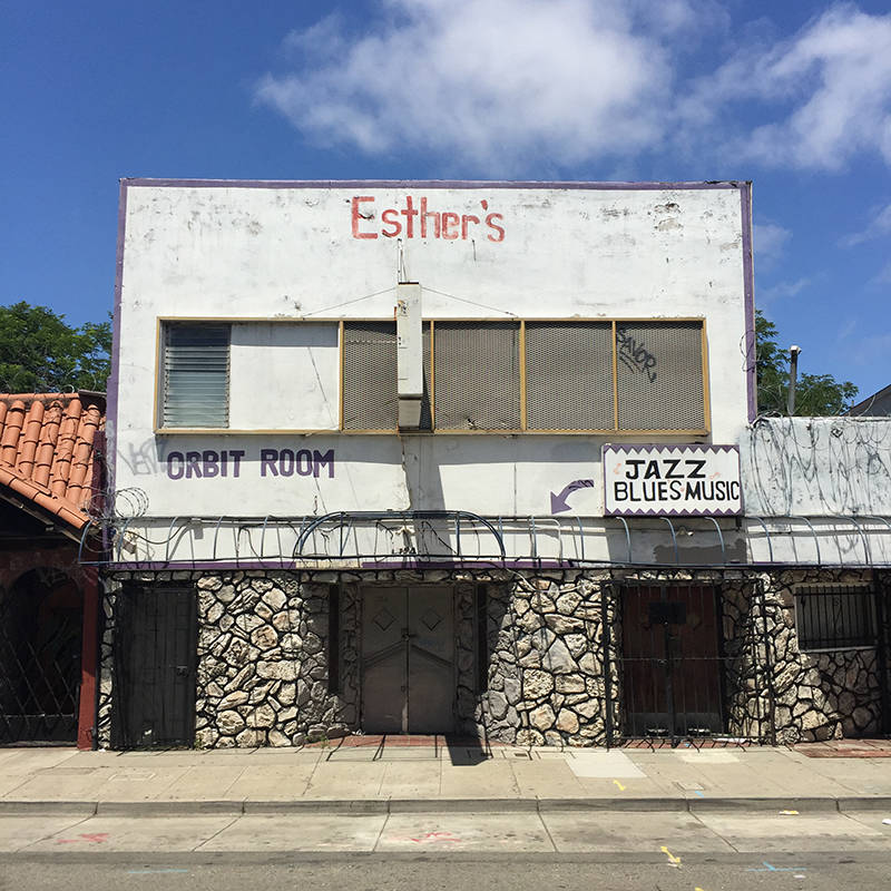 Legendary 7th Street blues club Esther's Orbit Room shuttered in 2011.