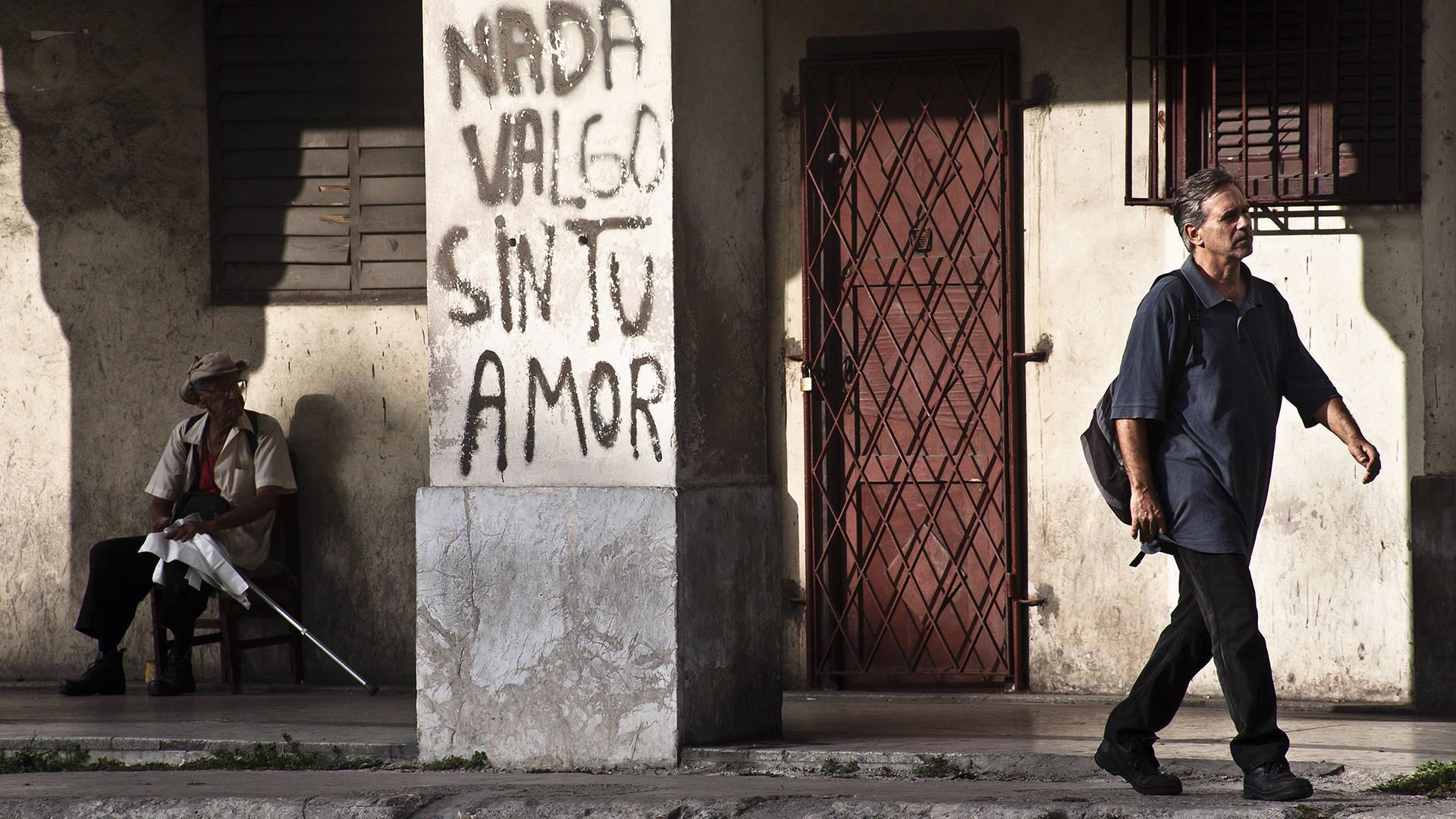 Scene from 'Last Days in Havana'