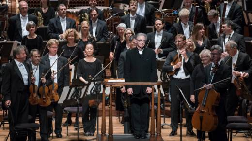 Music Director Michael Tilson Thomas leads the San Francisco Symphony in a performance of 'Symphonie Fantastique' by Berlioz
