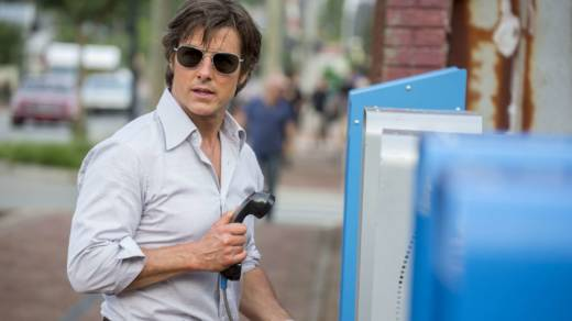 I'd Like to Fly the World Some Coke: In 'American Made,' Tom Cruise plays Barry Seal, a drug- running pilot in the 1980s.