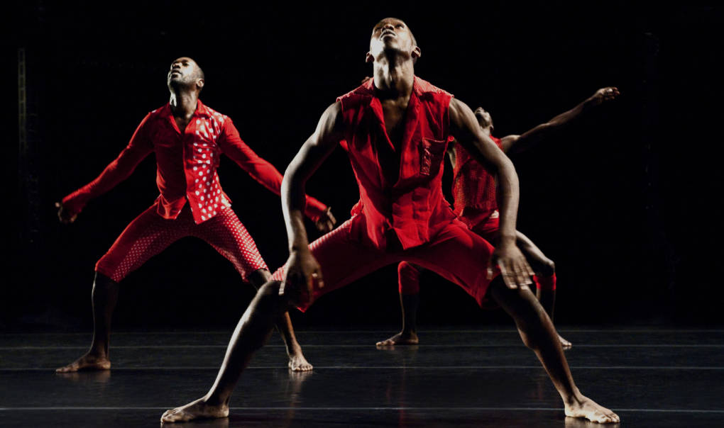 Reggie Wilsons Fist and Heel Dance Company bring 'Moses(es)' to Cal Performances