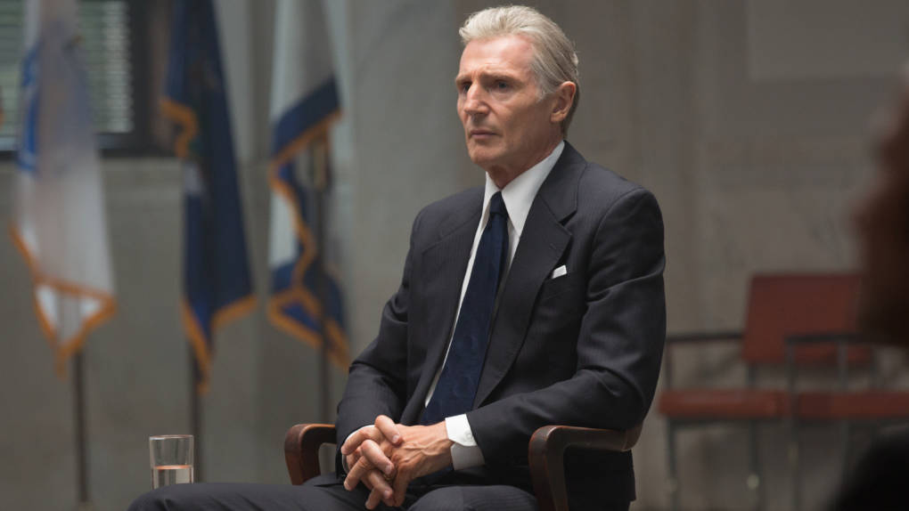 A Very Particular Set of Skills: Liam Neeson is 'Mark Felt: The Man Who Brought Down The White House'