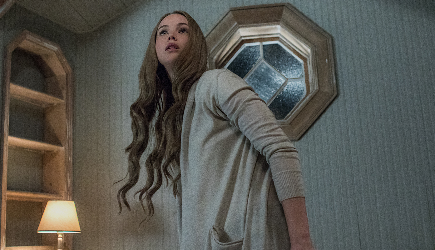 Jennifer Lawrence in 'mother!'