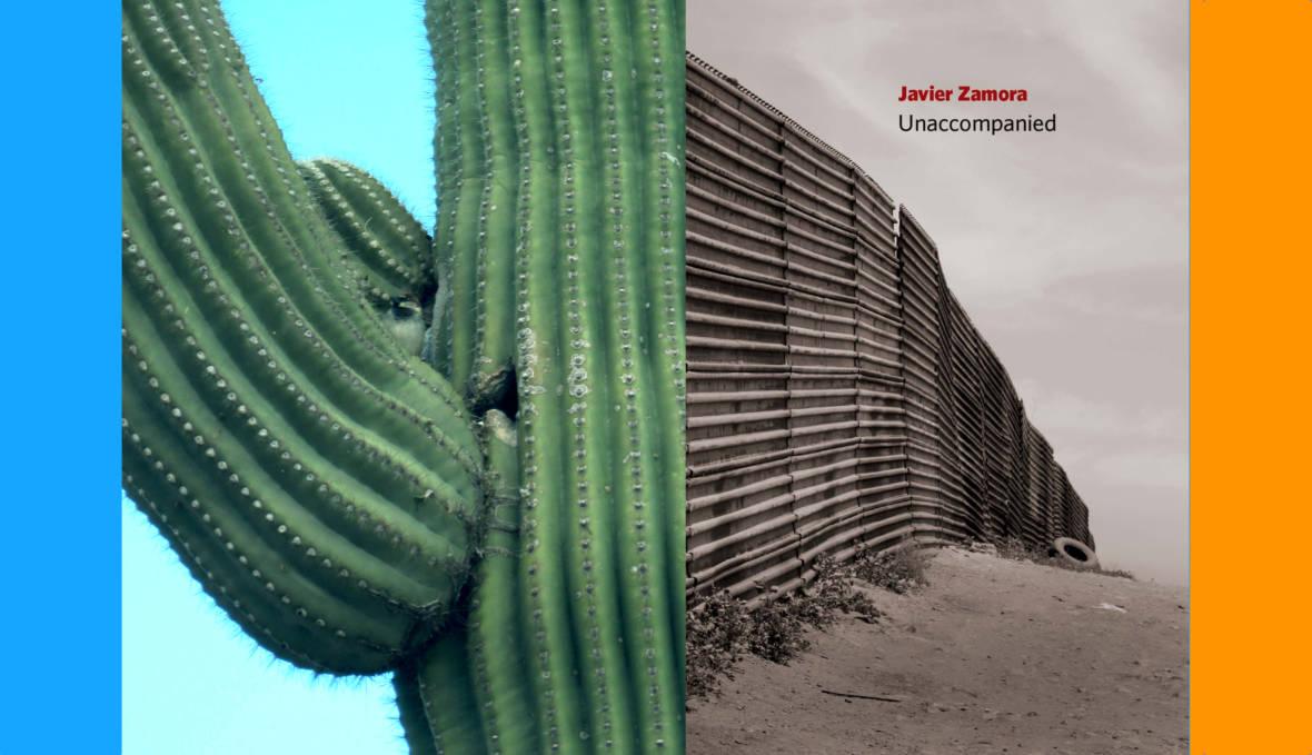 Border Poetry: 'Unaccompanied' by Javier Zamora