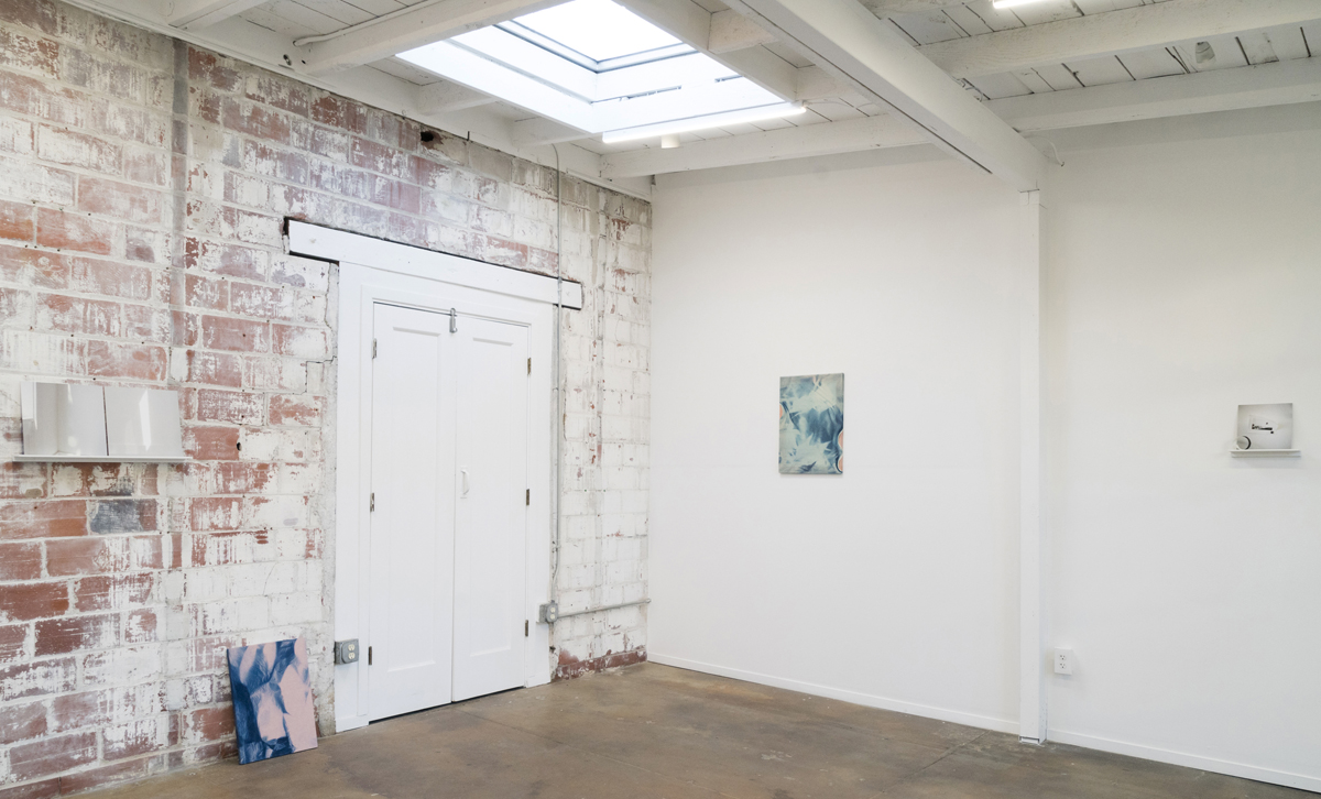 Installation view, Installation shot, 'The sun shot out from its silver side'
