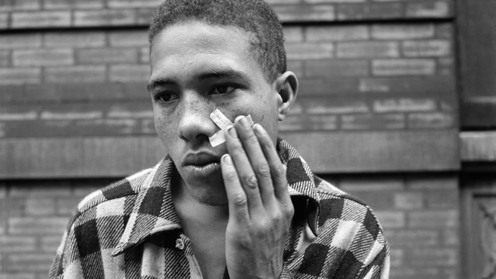 Gordon Parks, 'Untitled, Harlem, New York,' 1948.