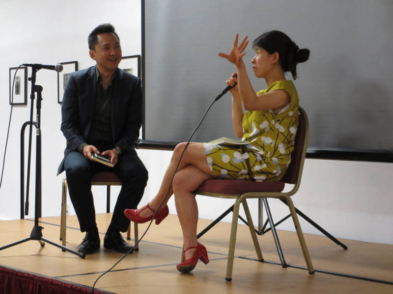 Viet Thanh Nguyen interviews Canadian novelist Kim Thuy at the DVAN Literary Festival