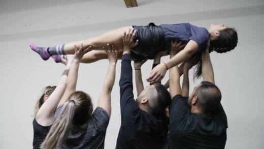 Tranze Productions from Mexicali, MX. is one of the dance companies presenting work at the fourth annual Festival of Latin American Contemporary Choreographers