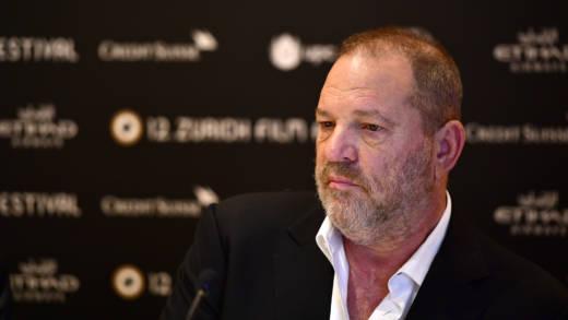 Harvey Weinstein speaks at the 'Lion' press junket during the 12th Zurich Film Festival on September 22, 2016 in Zurich, Switzerland.