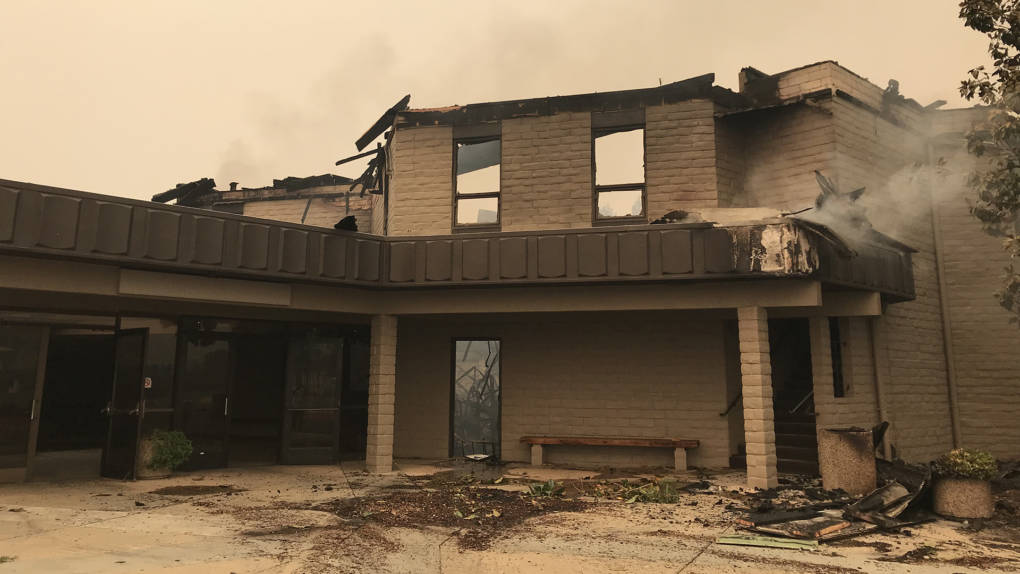 north bay venues close due to wildfires others open to help out art wire kqed arts. Black Bedroom Furniture Sets. Home Design Ideas