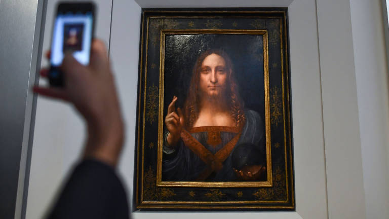 Da Vinci Portrait