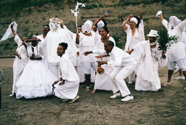 Sasha Kelley, 'Circle of Black Women / ABRACADABRAKAAFRIKA.'