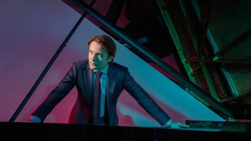 Daniil Trifonov is the San Francisco Symphony's 2017-2018 artist in residence.