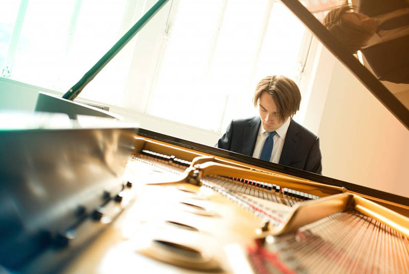 Daniil Trifonov's intense discipline has enabled him to climb the ranks of the classical music world.