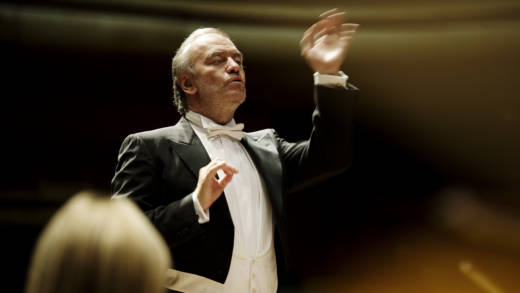 Valery Gergiev leads the Mariinsky Orchestra on a tour of Bay Area Concert Halls