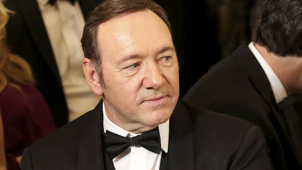 """After a fellow actor made allegations against him, Kevin Spaceysays, """"if I did behave then as he describes I owe him the sincerest apology for what would have been deeply inappropriate drunken behavior."""