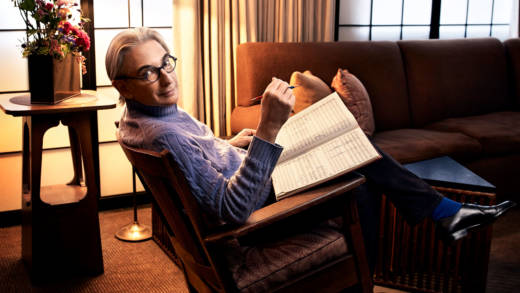 Michael Tilson Thomas announced he will step down as Music Director in 2020.