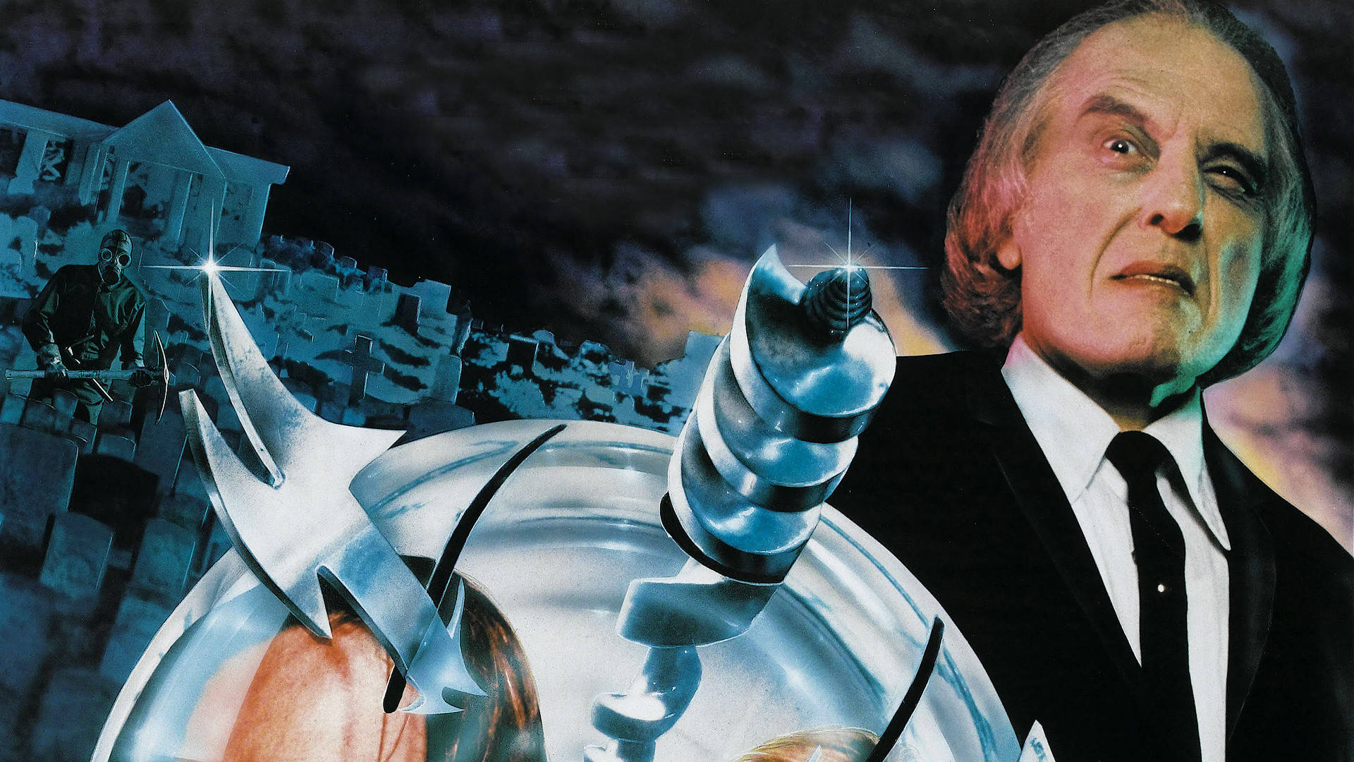 Image from 'Phantasm 2,' whose soundtrack Fred Myrow co-wrote. Universal Pictures