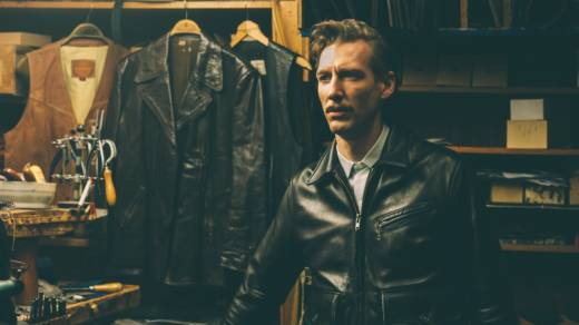 The Leather Underground: Pekka Strang plays Touko Laaksonen, known to the world as Tom of Finland.