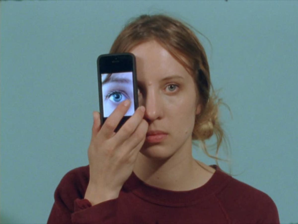 Sara Cwynar, Still from 'Little Video,' 2015.