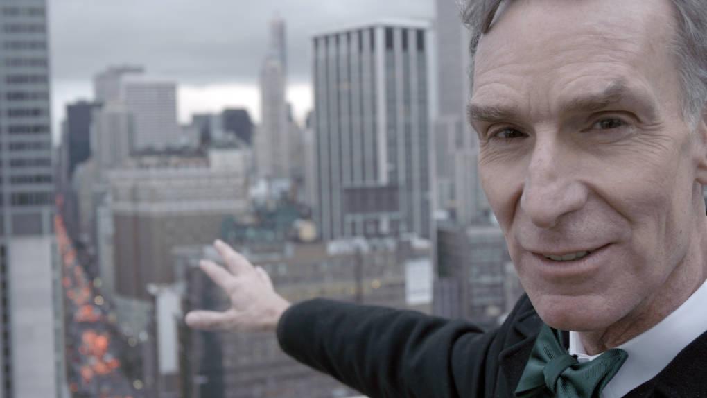 Bill Nye in 'Bill Nye: Science Guy'